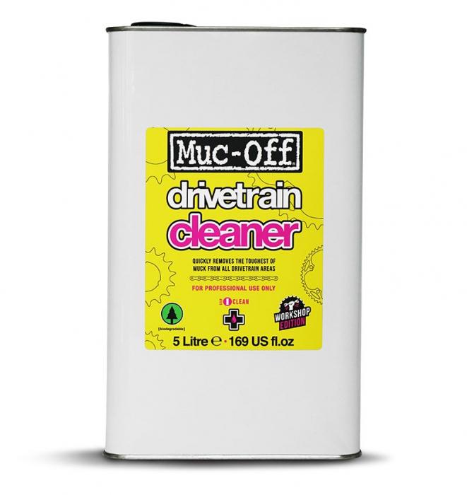 Solutie Muc-Off Drive Chain Cleaner 5 litri [0]