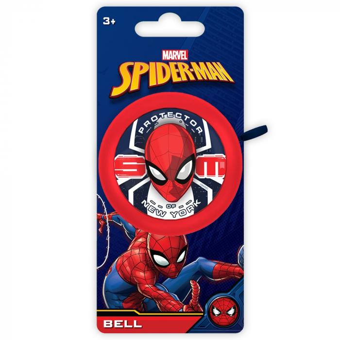 Sonerie Seven Metal Bell Spiderman [1]