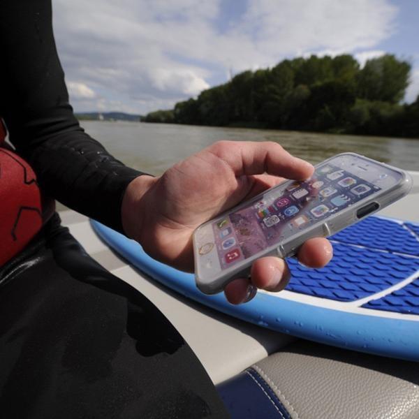 Husa silicon transparenta SP Connect pentru Huawei Mate 20 Pro [2]