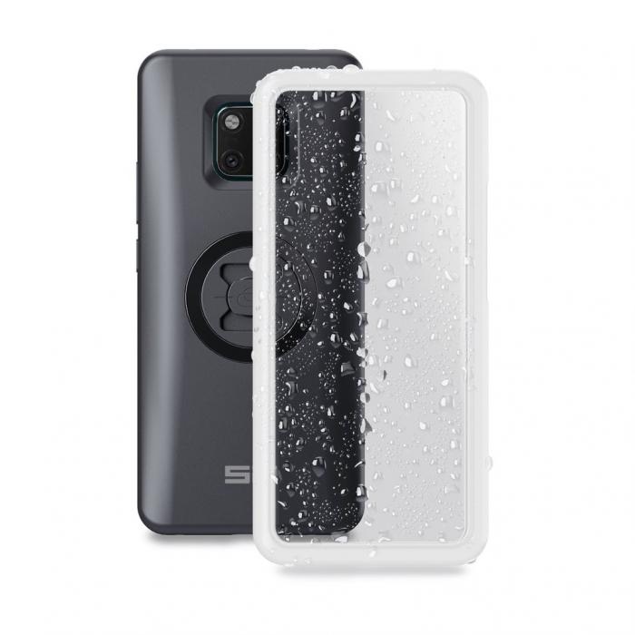 Husa silicon transparenta SP Connect pentru Huawei Mate 20 Pro [0]