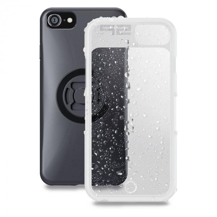 Husa transparenta silicon SP Connect iPhone 8/7/6/6S [0]