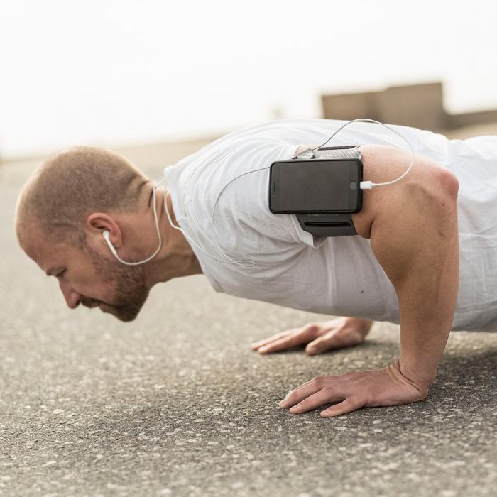 Suport telefon SP Connect Fitness Bundle iPhone 5/5S/SE [4]