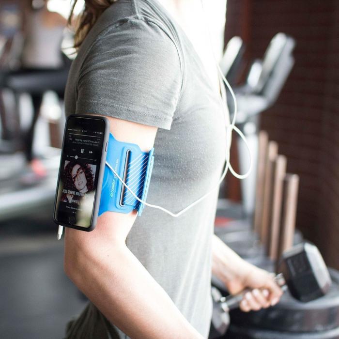 Suport telefon SP Connect Fitness Bundle iPhone 5/5S/SE [2]
