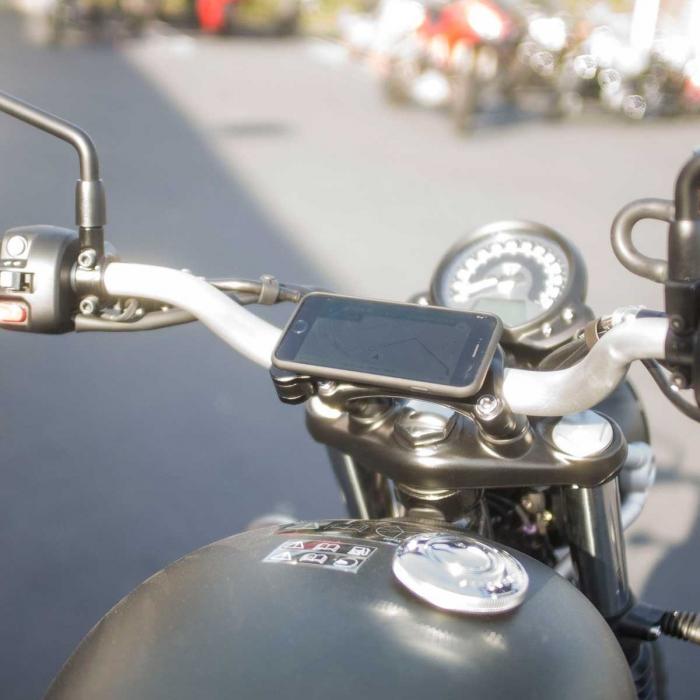 Suport telefon SP Connect Moto Bundle iPhone 12 Pro Max [3]