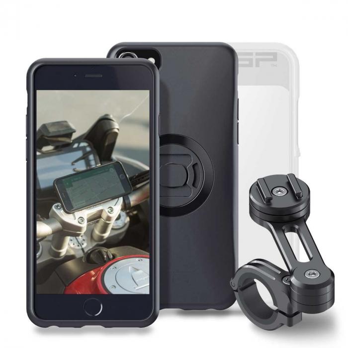 Suport telefon SP Connect Moto Bundle iPhone 7+/6s+/6+ [0]