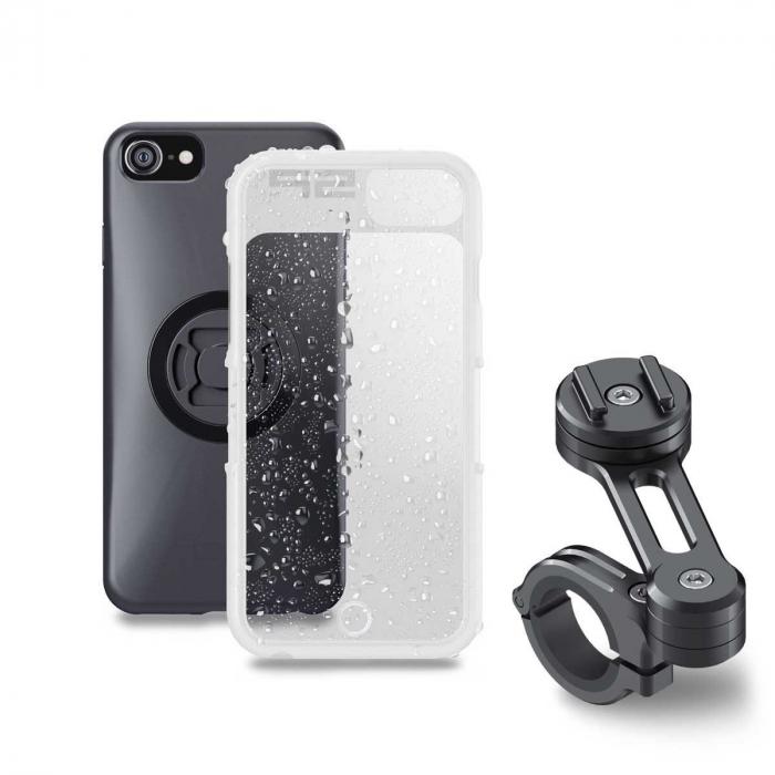 Suport telefon SP Connect Moto Bundle iPhone XS/X [0]