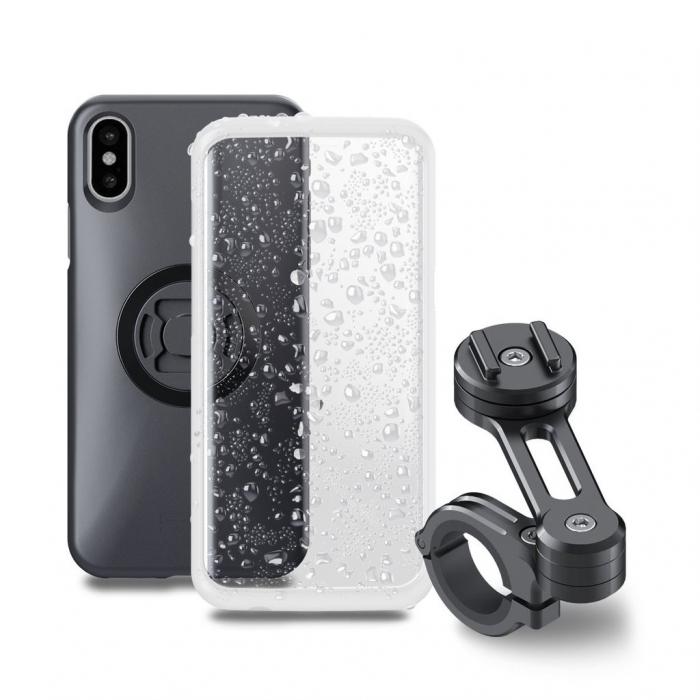 Suport telefon SP Connect Moto Bundle Samsung S8+/S9+ [0]