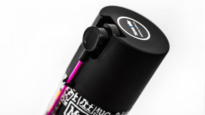 Spray Muc-Off Dry PTFE Chain Lube Aerosol 400ml [1]