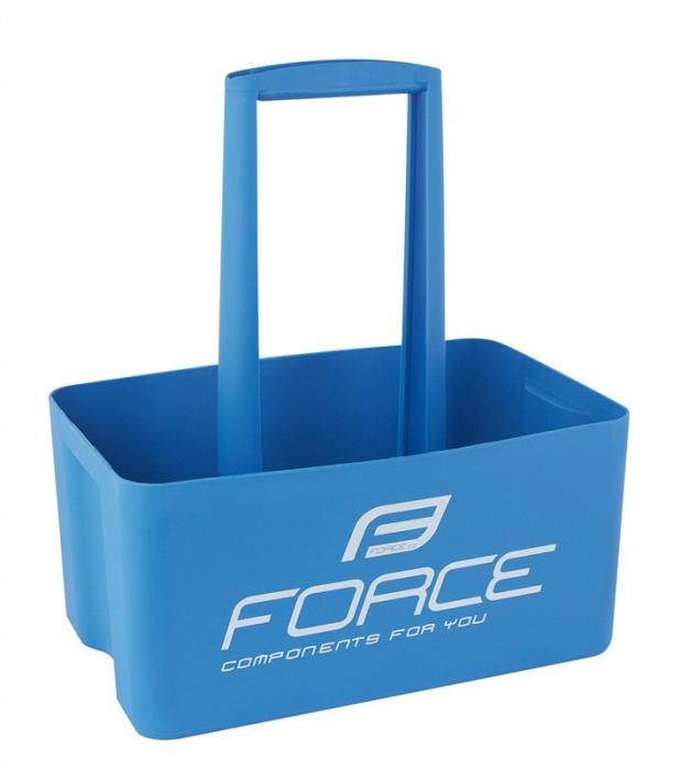 Suport Force pentru 6 sticle albastru [0]