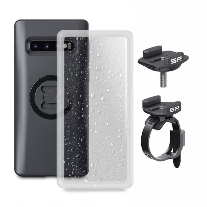 Suport telefon SP Connect Bike Bundle Samsung S10e [0]