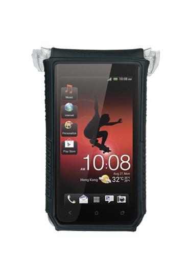 Suport telefon Topeak DryBag 4 TT9830B, pentru diagonale afisaj de 3'-4', Negru [0]
