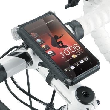 Suport telefon Topeak DryBag 4 TT9830B, pentru diagonale afisaj de 3'-4', Negru [1]