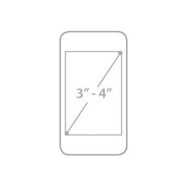 Suport telefon Topeak DryBag 4 TT9830B, pentru diagonale afisaj de 3'-4', Negru [3]