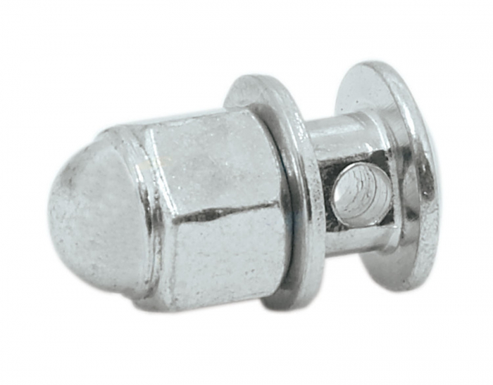 Surub M5 cu gaura pentru cablu frana [0]