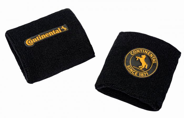 Sweatband Continental Black/Yellow [0]
