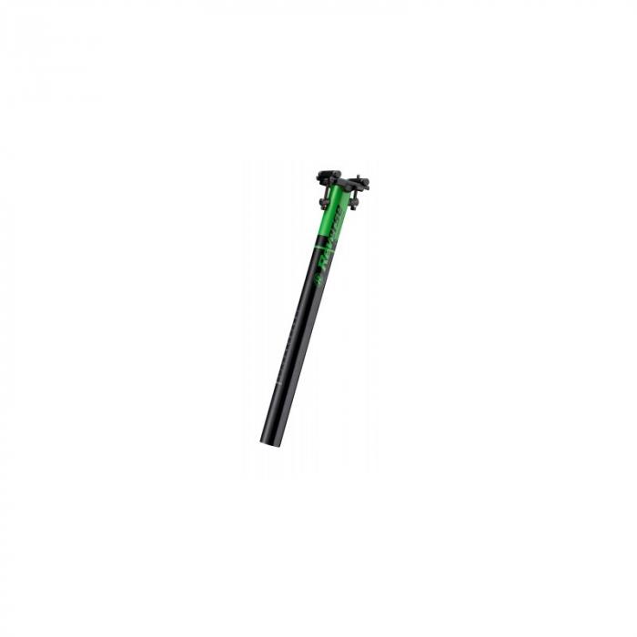Tija sa Reverse Style Lite 30.0/400mm negru/verde [0]