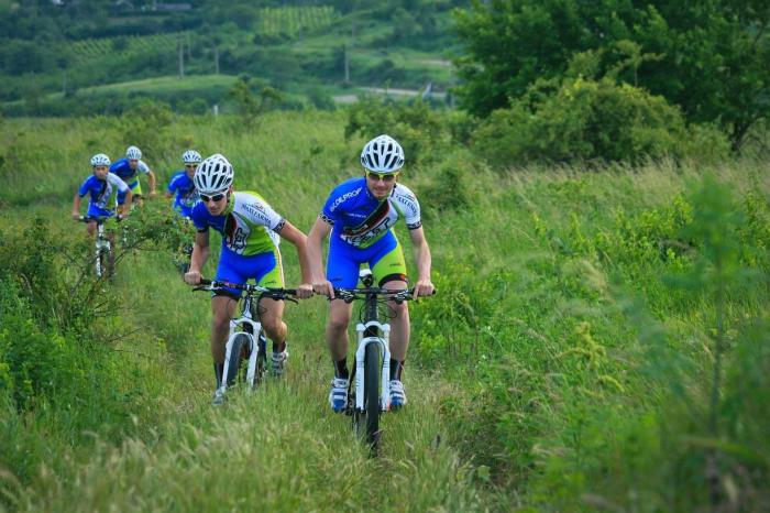 Tricou Ciclism Veloplus, Felt-Sidi MTB Team 2014, S [3]