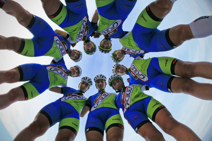 Tricou Ciclism Veloplus, Felt-Sidi MTB Team 2014, S [2]