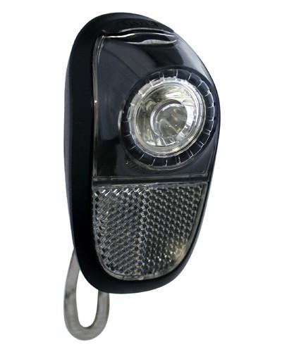 Lumina fata Union UN-4960+ black baterii alcaline negru/negru OEM [0]
