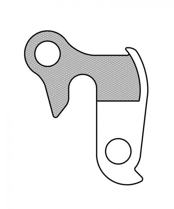 Ureche cadru Union GH-002 [4]