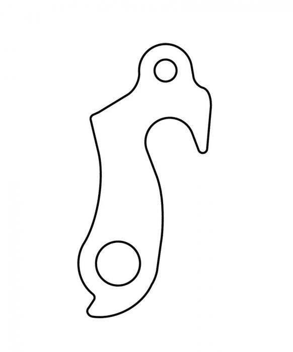 Ureche cadru Union GH-029 [5]