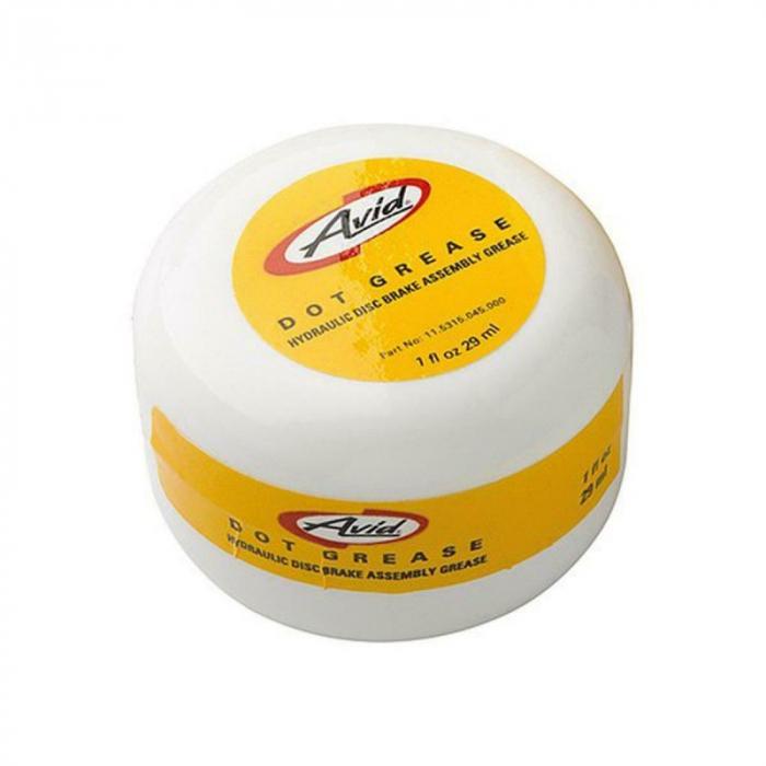 Vaselina Avid Pitstop Dot pentru frane hidraulice 29 ml [0]