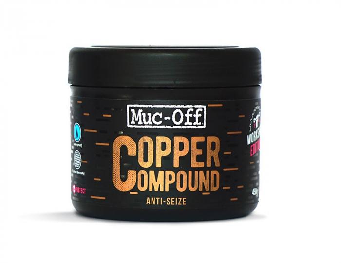 Vaselina Muc-Off Copper Compound Anti-Seize 450g. [0]
