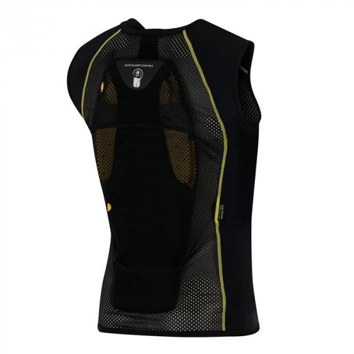 Vesta protectie Alpinestars Paragon Vest black/yellow XL [1]