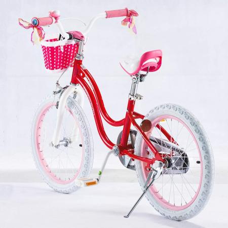Bicicleta RoyalBaby Star Girl 16'' Pink [3]