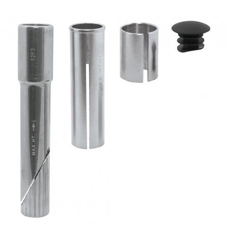 Adaptor Force 1, 1 1/8 aluminiu [1]