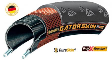 Anvelopa pliabila Continental Gatorskin 23-622 (700x23C) negru [1]