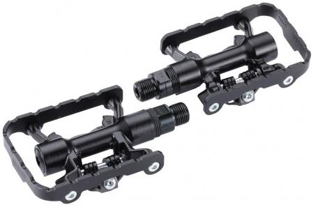 Pedale BBB DualChoice BPD-23 negre [0]
