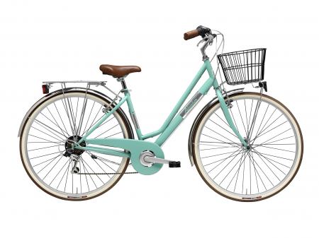 Bicicleta Adriatica Panarea Lady 28 Aquamarine 450mm [0]