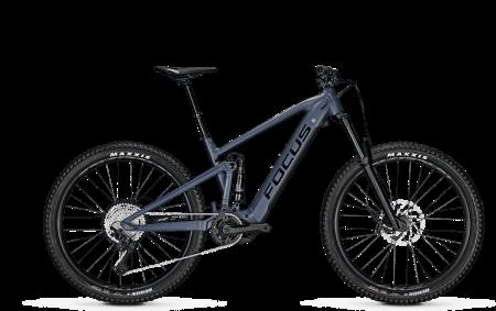 Bicicleta Electrica Focus Jam2 6.7 Plus 27.5 Stone Blue 2021 [0]