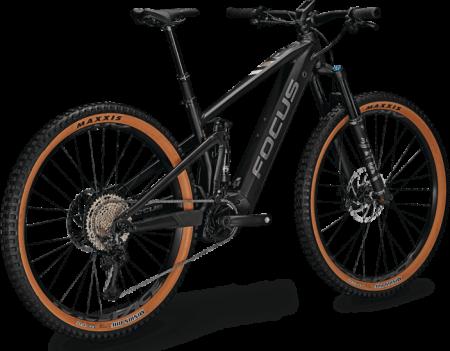 Bicicleta Electrica Focus Jam2 6.8 Nine 29'' Magic Black 2021 - 420mm (M) [2]