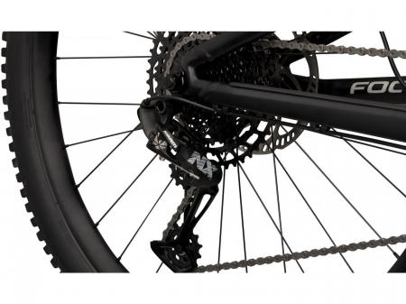 Bicicleta Focus Jam 6.7 Nine 29'' Magic Black 2021 - 47(L) [15]