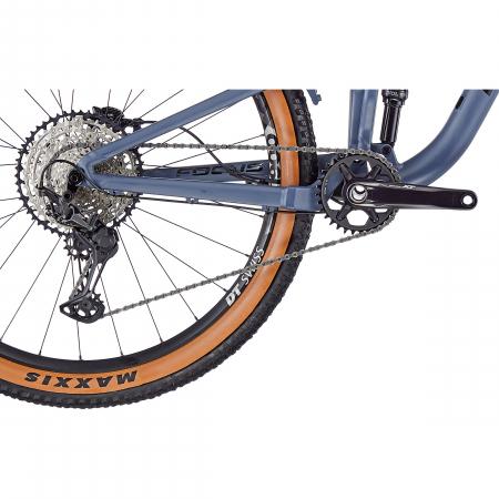 Bicicleta Focus Jam 6.8 Nine 29'' Stone Blue 2021 - 51(XL) [3]