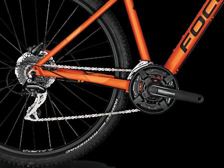 Bicicleta Focus Whistler 3.5 27.5'' Supra Orange 2021 - 36(XS) [2]