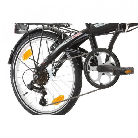 Bicicleta pliabila Sprint Probike Folding 20 6sp Alb [1]
