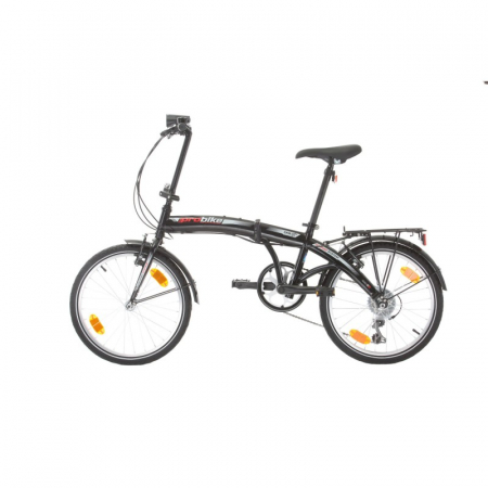 Bicicleta pliabila Sprint Probike Folding 20 6sp Negru [2]