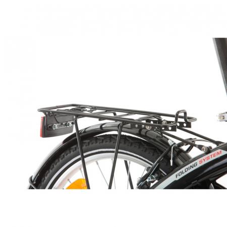 Bicicleta pliabila Sprint Probike Folding 20 6sp Alb [3]