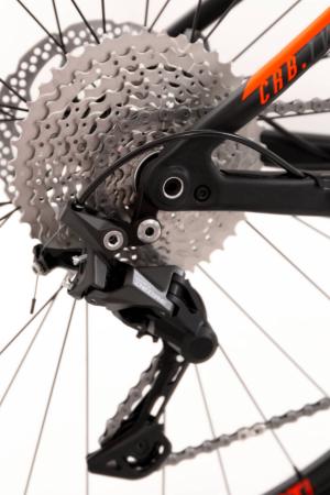 Bicicleta Rock Machine Blizz CRB 20-29 29'' Negru/Portocaliu [4]