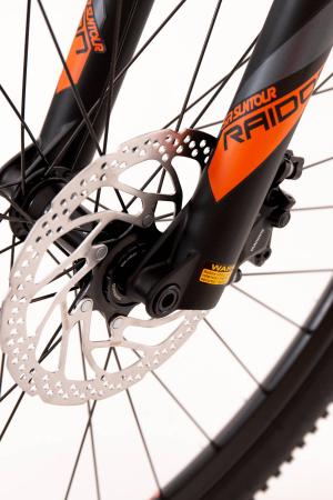 Bicicleta Rock Machine Blizz CRB 20-29 29'' Negru/Portocaliu [5]