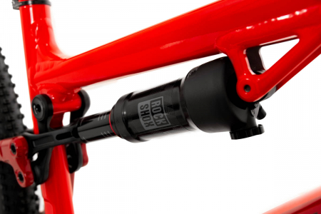 Bicicleta Rock Machine Blizzard XCM 30-29 29'' Rosu/Negru L-19'' [2]