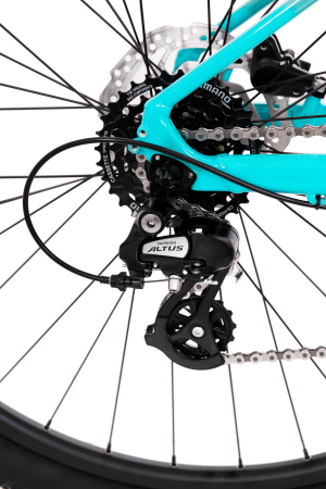 Bicicleta Rock Machine Catherine 10-29 29'' Cyan/Roz L-19'' [3]