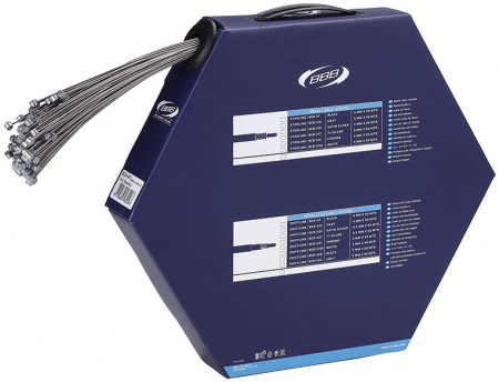 Cablu frana BBB BCB-41F BrakeWire 1.6x1100mm [1]