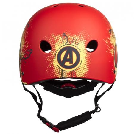 Casca copii Seven Iron Man (54-58 cm) [4]