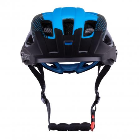 Casca Force Aves MTB E-bike, albastru/negru mat L/XL [2]