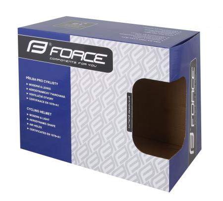 Casca Force Rex fluo/negru L/XL [4]