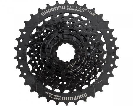 Caseta de pinioane Shimano Altus CS-HG31, 8 viteze, 11-30T [0]